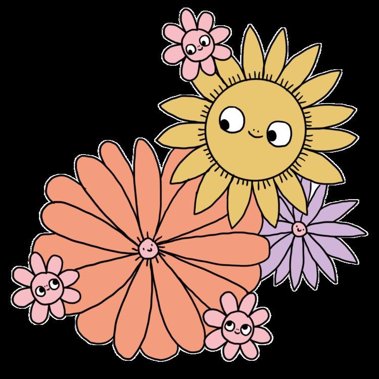 bloemen strijkapp