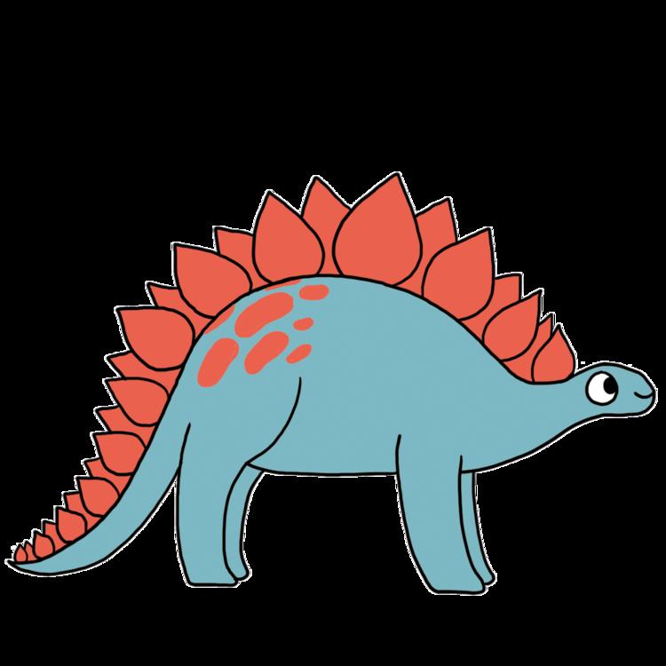 stegosaurus strijkapp