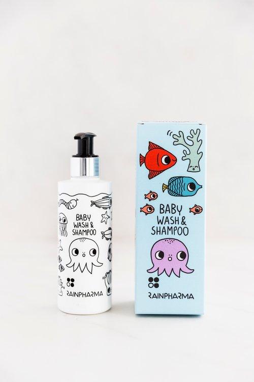 Hey Baby Wash & Shampoo