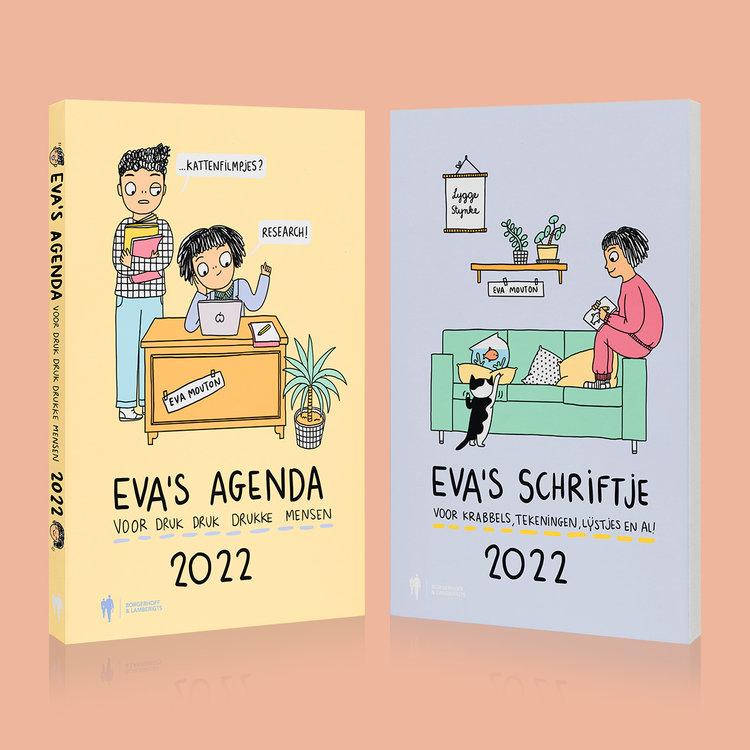 PRE ORDER Eva's Agenda 2022