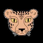 cheetah strijkapp