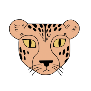 cheetah strijkapp