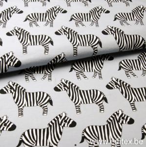 Zebra French Terry